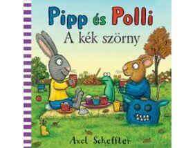 Pipp és Polli-A kék szörny