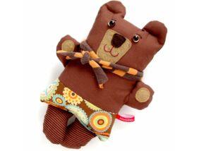 Miaszösz-Felni medve csíkos harisnyában