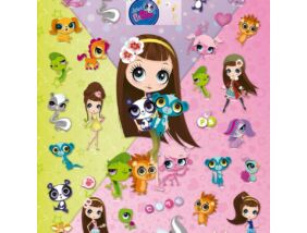 Littlest Pet Shop matrica-nagy