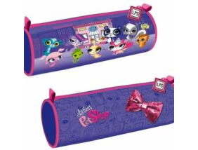Littlest Pet Shop tolltartó henger lila