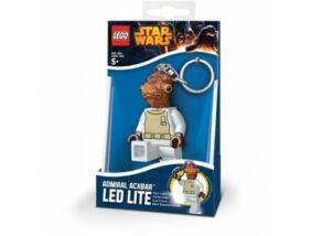 LEGO Star Wars világító kulcstartó - Ackbar admirális