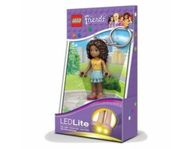 LEGO Friends világító kulcstartó - Andrea