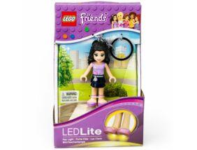 LEGO Friends világító kulcstartó - Emma
