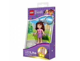 LEGO Friends világító kulcstartó - Olivia