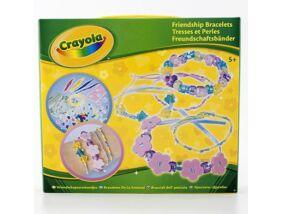 Crayola-Karkötő készítő szett