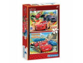 Clementoni-Verdák puzzle 2x20 darabos
