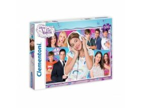 Clementoni-Violetta puzzle 100 darabos