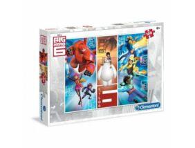 Clementoni-Big Hero 6 puzzle 100 db-os