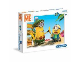 Clementoni-Minyonok Puzzle 60 db-os