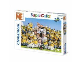 Clementoni-Minyonok - Nagy család Puzzle 104 db-os