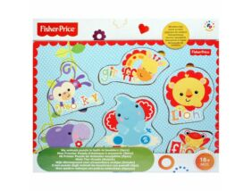 Fisher-Price-Állatos fa puzzle