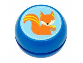 Fajáték-Jojó mókus