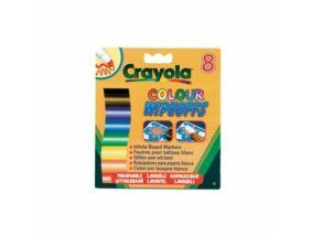 Crayola-Táblafilc vastag lemosható