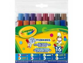 Crayola-Különleges hegyű mintázófilc