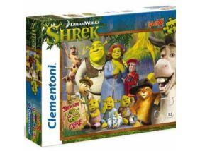 Clementoni-Shrek puzzle 500 db-os