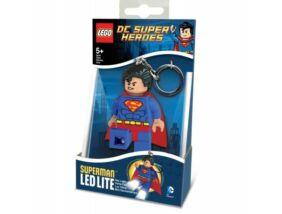 LEGO-Superman világítós kulcstartó