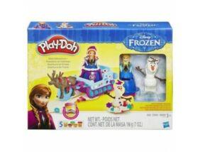 Play-Doh Jégvarázs varázsszán gyurmaszett