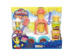 Play-Doh Jégkrémes kocsi gyurmakészlet