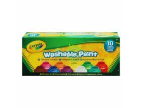 Crayola-Lemosható festék 10 színben