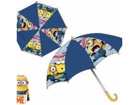 Minion, minyon esernyő, kék