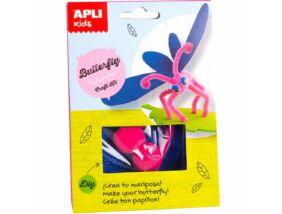 Apli Kids Craft Kit figura készítő-Pillangó