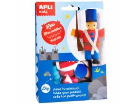 Apli Kids Craft Kit figura készítő-Leo,a katona