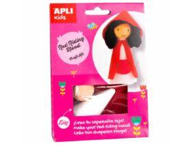 Apli Kids Craft Kit figura készítő-Piroska
