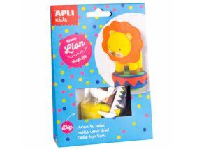 Apli Kids Craft Kit figura készítő-Cirkuszi oroszlán