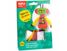 Apli Kids Craft Kit figura készítő-Cyborg a robot