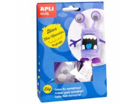 Apli Kids Craft Kit fugura készítő-Bloz a szörny