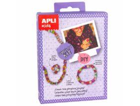 Apli Kids Mini Kit-Ékszerkészítő csillagok