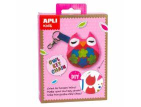 Apli Kids Mini Kit-Varró készlet Bagoly