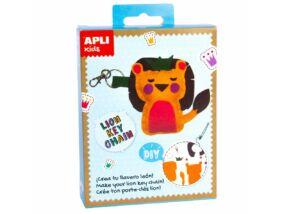 Apli Kids Mini Kit-Varró Készlet Oroszlán