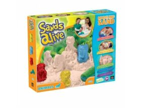 Sands Alive-Állatok a homokozóban