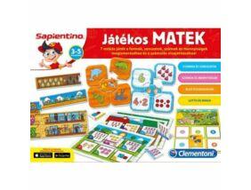 Sapientino fejlesztő társasjáték-Matek