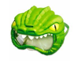 Aqua Creatures Úszómaszk - Krokodil