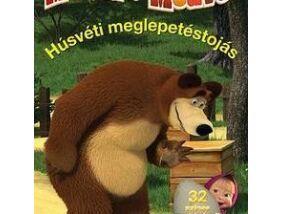 Masha és a Medve-Húsvéti meglepetéstojás