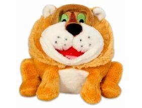 Grimasz Pajtik oroszlán plüssfigura - 12 cm
