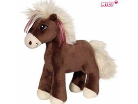 Nici plüss ló - Velvet álló 25 cm