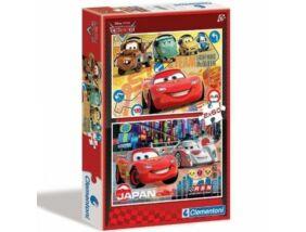 Clementoni Puzzle 2x60 Verdák 2