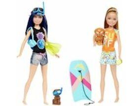 Barbie Delfin varázs - testvérek