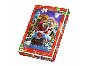 Trefl-Mikulás Puzzle 160 db