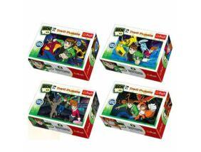 Ben 10 mini puzzle 54 db-os, Trefl