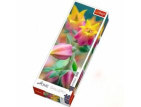Home Gallery Puzzle - Virágzó virágok, Trefl