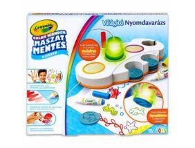 Crayola-Világító nyomdavarázs