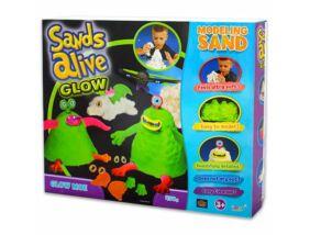 Sands Alive - Világító szörnyecskék készlet
