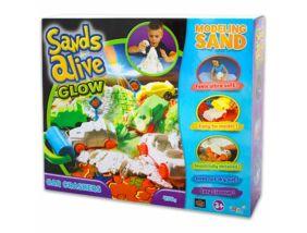 Sands Alive - Világító járgányok készlet