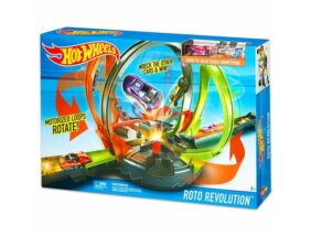Hot Wheels Roto Revolution pályaszett