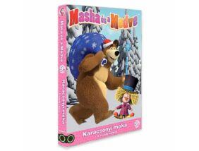 Mása és a Medve 9 - Karácsonyi móka