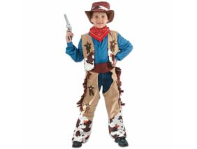 Cowboy jelmez - 120-130 cm-es